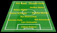 Die Elf der Saison 2010/2011 der Fußball-Kreisliga A Arnsberg