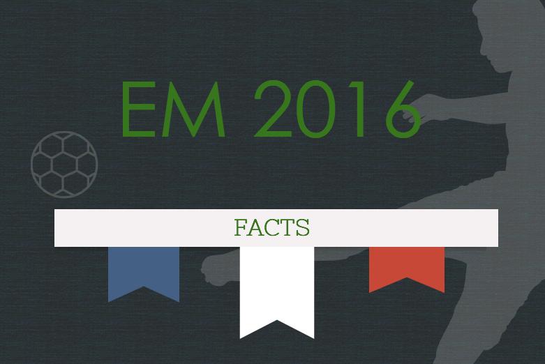 Fakten zur EM 2016