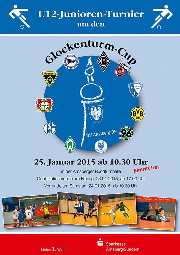 Glockenturmcup für Juniorenteams in Arnsberg im Sauerland
